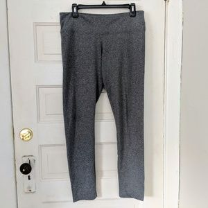 Balance Collection Slate Grey Full Length Leggings